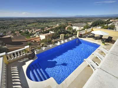 Photo for HOUSE BEAUTIFUL MEDITERRANEAN WITH POOL, FURNISHED ALL CARE