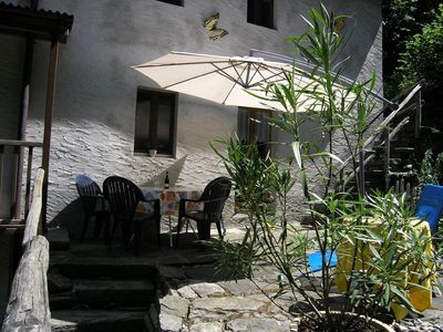 Photo for Holiday apartment Cevio for 4 persons with 1 bedroom - Holiday apartment in one or multi-family hous