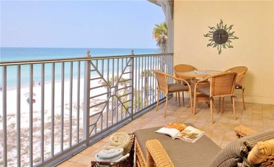 Photo for Direct Beach Front Condo with Huge Summer Sale Up To 25% Off Open Summer Dates!!