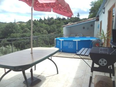 Photo for WIFI COTTAGE TERRACES PANORAMIC VIEW IN THE CORBIERES