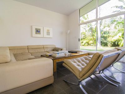 Photo for Malibu, Mid-Century House, Private Beach Club, Indoor/Outdoor Living