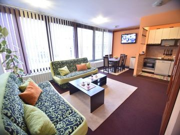 In the center of Sarajevo with Internet, Air conditioning, Washing machine (392677)