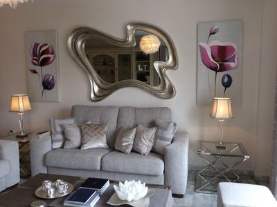 Photo for 5*LUXURY FRONT LINE TWO BED APARTMENT IN  PLAYAS DEL DUQUE PUERTO BANUS MARBELLA