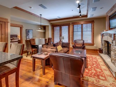 Photo for 2 bdrm in Northstar Village, close to Lake Tahoe