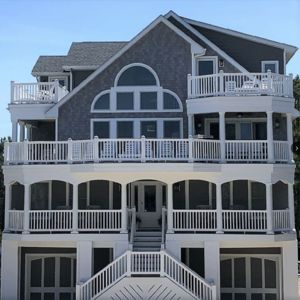 Photo for 5-Star Oceanblock Sleeps 24! Luxury Beach Vacation Home Private Beach Community