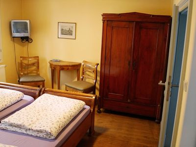 Photo for Stay overnight in the historic ambience - Apartment Eckermann 1