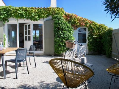 Photo for Charming holiday home for 5 people facing south full south