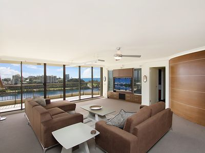 Photo for Seascape Apartments Unit 1201A - Luxury apartment with views of the Gold Coast and Hinterland