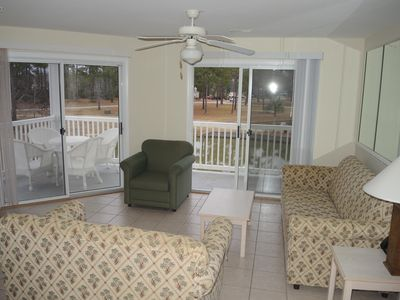 Photo for Full Kitchen, 2 Bedrooms, 2 Bathrooms, Golf Resort, Close to Beach in Calabash, NC(2404M)