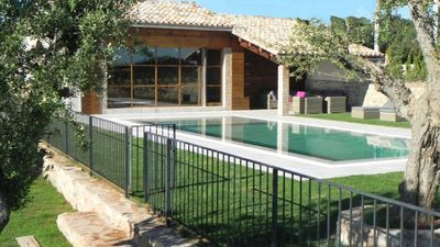 Photo for 7 bedroom Villa, sleeps 15 in Solsona with Pool and WiFi