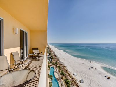 Photo for PERFECT 3BD/2BA @CALYPSO! *WALK TO PIER PARK ~ BEST ON THE BEACH!* BOOK AUG NOW!