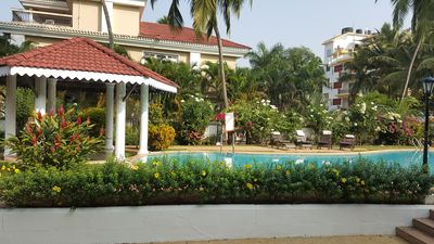 Photo for 2 Bed luxurious apartment in Goa