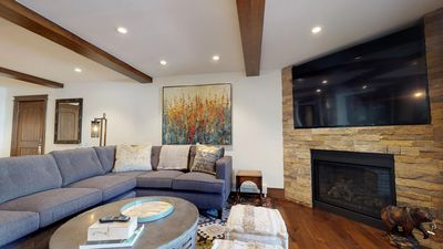 Photo for Luxury Modern 5 bedroom in the heart of Vail Village steps from Gondola1