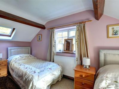 Photo for Vacation home Llanerfyl in Newtown - Welshpool - 5 persons, 3 bedrooms