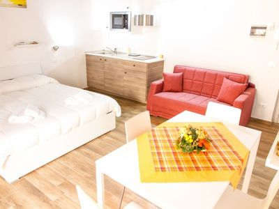 Photo for Alla Corte Accommodations: Cassandra, modern and nice studio in the old town