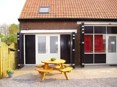 Photo for House in the center of Sint Kruis with Parking, Internet, Garden, Terrace (131377)