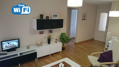 Photo for Excellent apartment in Rota, with pool, Wifi and garage