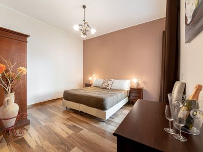 Photo for Myricae Guest House is located in an elegant 80s villa