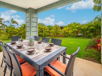 Photo for Ground Floor Spacious Living! - 12D Pili Mai at Poipu- Sleeps up to 8