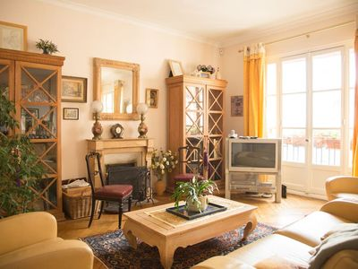 Photo for HostnFly apartments - Stunning apartment close to the Eiffel Tower
