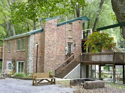 Kentucky River Cottages ~ Featured on the Live Well Network's Sweet Retreats!