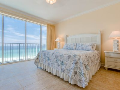 Photo for PCB 2bd/2ba WITH GULF VIEW! FREE Activities included with stay~ BOOK NOW!
