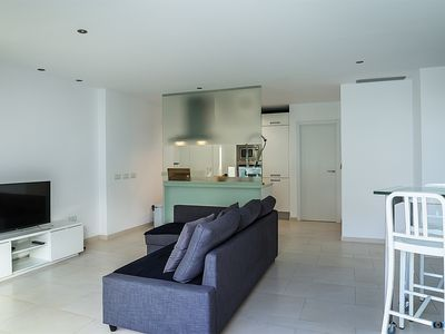 Photo for LIGHT AND DESIGN IN THE EXCLUSIVE AND RELAXED AREA OF EL PALMMAR, SOUTH TENERIFE