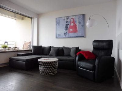 Photo for 452 - 3-room apartment - HOLIDAY PARK - 452 - House B - 10. Floor - HOLIDAY PARK