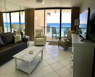 Photo for Stunning Condo w/View of Gulf of Mexico, Balcony, Pool, & More