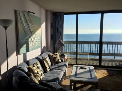 Photo for Spectacular Views of the Ocean and Bay from This 2 Story Condo