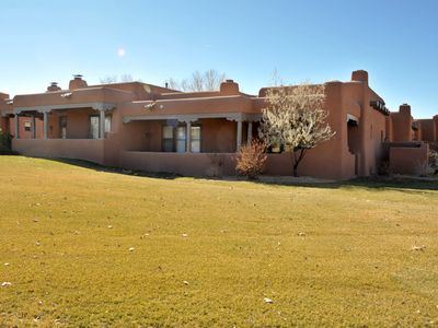 Photo for Villa del Norte  - beautiful adobe with the mountain views, fireplaces, etc.