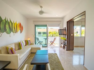Photo for Citrine 2 Bedrooms at downtown Heart Playa