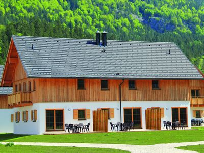 Photo for Luxurious, semi-detached chalet by the Hallstättersee in Obertraun