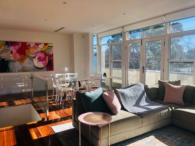 Photo for Exquisite 4 Bedroom Town House facing a Park, Open Plan Living, Close to Private Schools / Hospitals, Universities, Restaurants, Bars, Cafes,  and Shopping Centres.