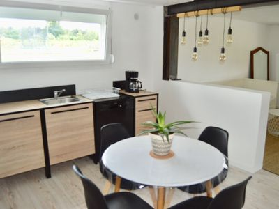 Photo for Charming T1BIS bungalow in a detached house