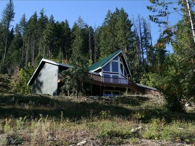 Photo for Large home with sweeping lake views on 8 acres