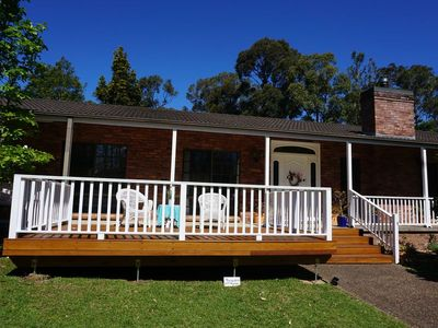 Photo for LCountry retreat near Berry & Nowra. Child/pet /business/wedding guest friendly