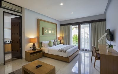Photo for Best-Location 1BR Pvt Villa Seminyak
