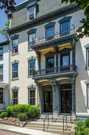 2nd of 4 suites in Park House Geneva; in the heart of Geneva's historic district