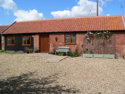 Photo for Comfortable barn conversion in peaceful countryside setting.
