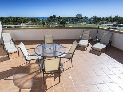 Photo for Apartment Frente Mar in Oropesa del Mar - 4 persons, 2 bedrooms