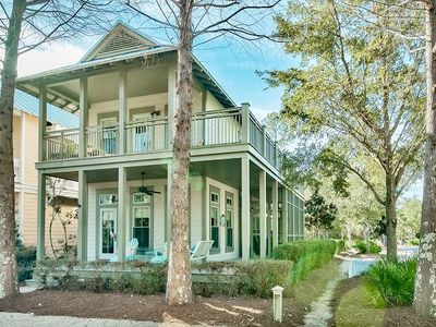 Photo for Golf Cart Included - Pristine Watercolor Home!
