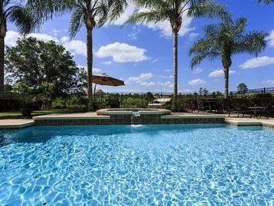 Photo for You Will Love This Luxury Villa with Private Pool on Reunion Resort and Spa, Orlando Villa 1314