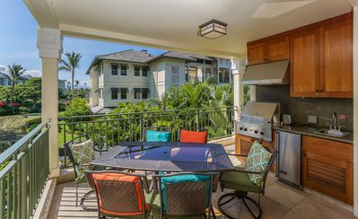 Photo for Garden View Kolea Condo at the Waikoloa Beach Resort- A/C, Lanai, Private Beach Club