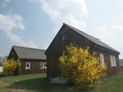 Photo for Bungalow 2 type A - child-friendly holiday paradise on the Vilzsee