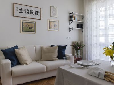 Photo for 1BR Apartment Vacation Rental in Milano, Lombardia