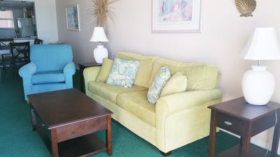 Photo for Sea Breeze 402 2BR 2BA Gulf Front