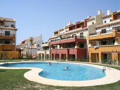 Photo for Apartment in Costa Esuri, Ayamonte, Costa de la Luz Spain.