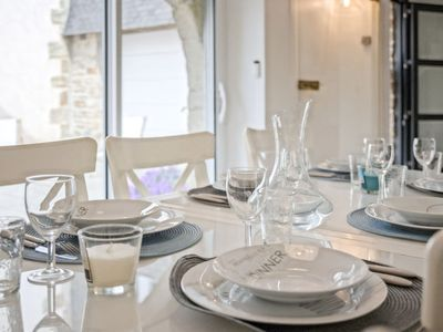 Photo for Vacation home Maison Le Kardy in Carnac - 9 persons, 3 bedrooms