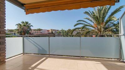 Photo for Sitges, sunny and cozy apartment